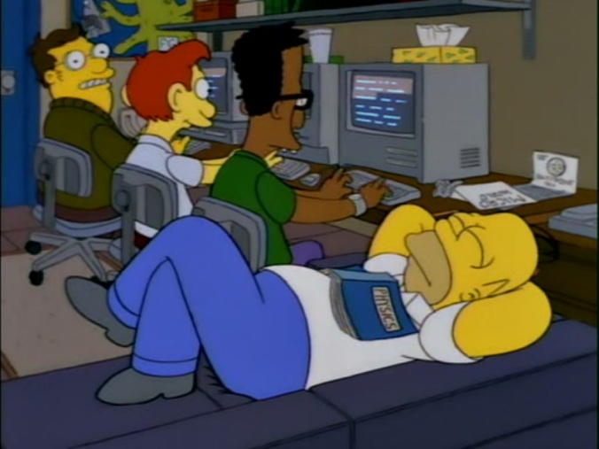 the_simpsons_homer_goes_to_college
